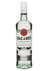 Bacardi Bacardi Rum Superior Traveler 750ML