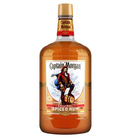 Captain Morgan Captain Morgan Spiced Rum 1.75L