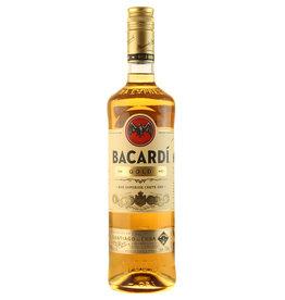 Bacardi Bacardi Rum Gold 750ML