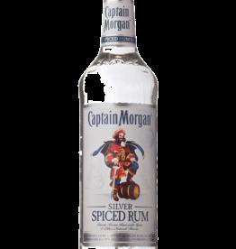 Captain Morgan Captain Morgan Spiced Rum Silver 70 750ML