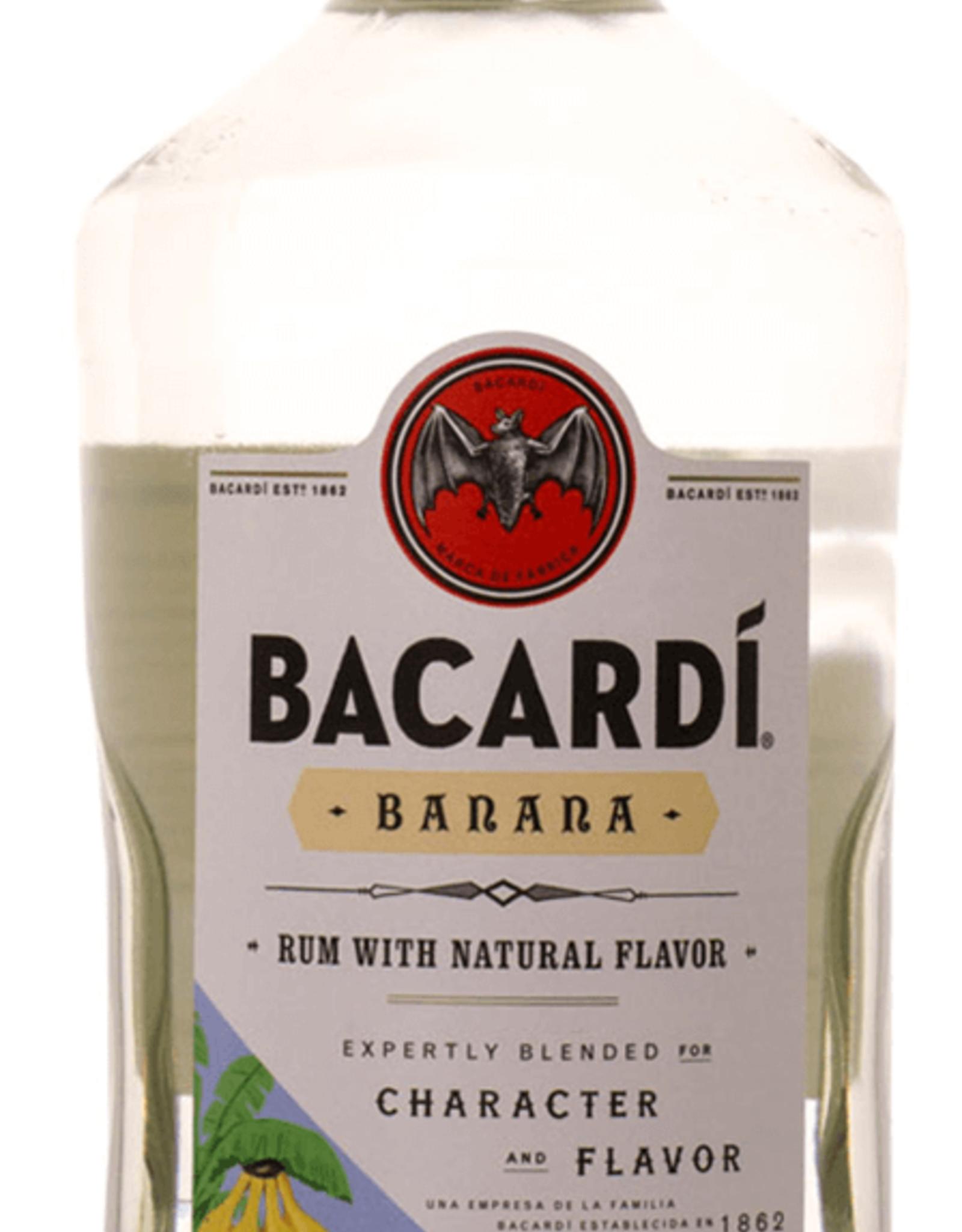 Bacardi Bacardi Banana Rum 1.75L