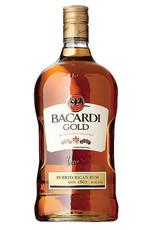 Bacardi Bacardi Rum Gold 1.75L