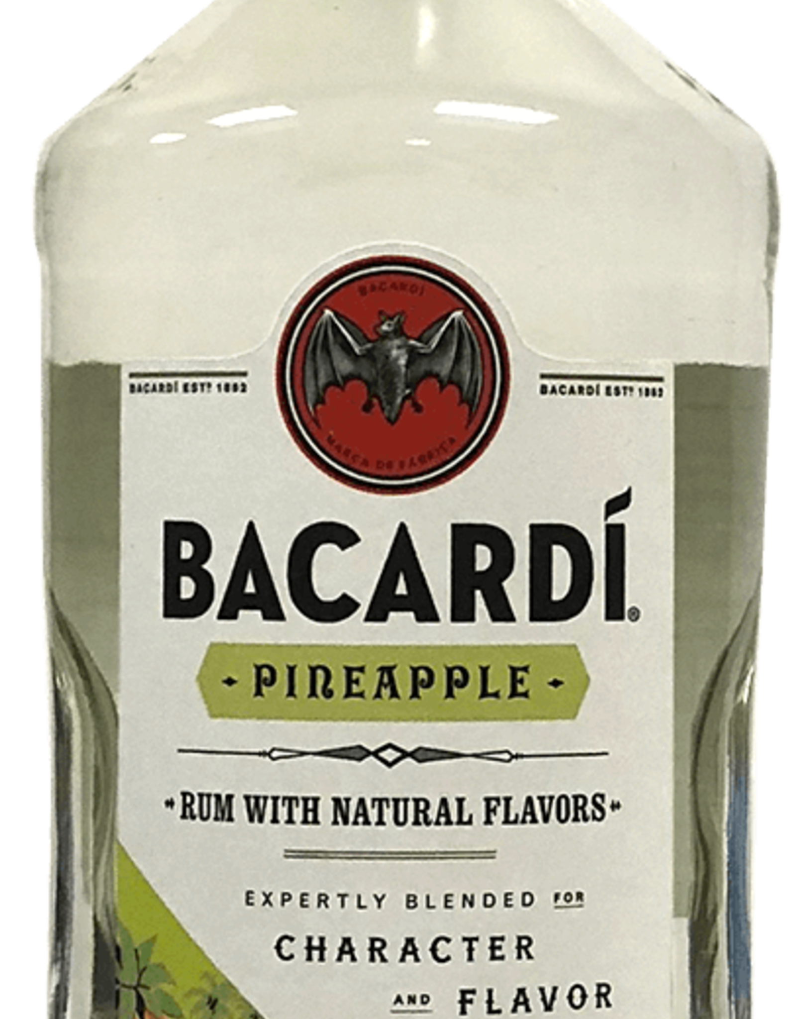 Bacardi Bacardi Pineapple Rum 1.75L