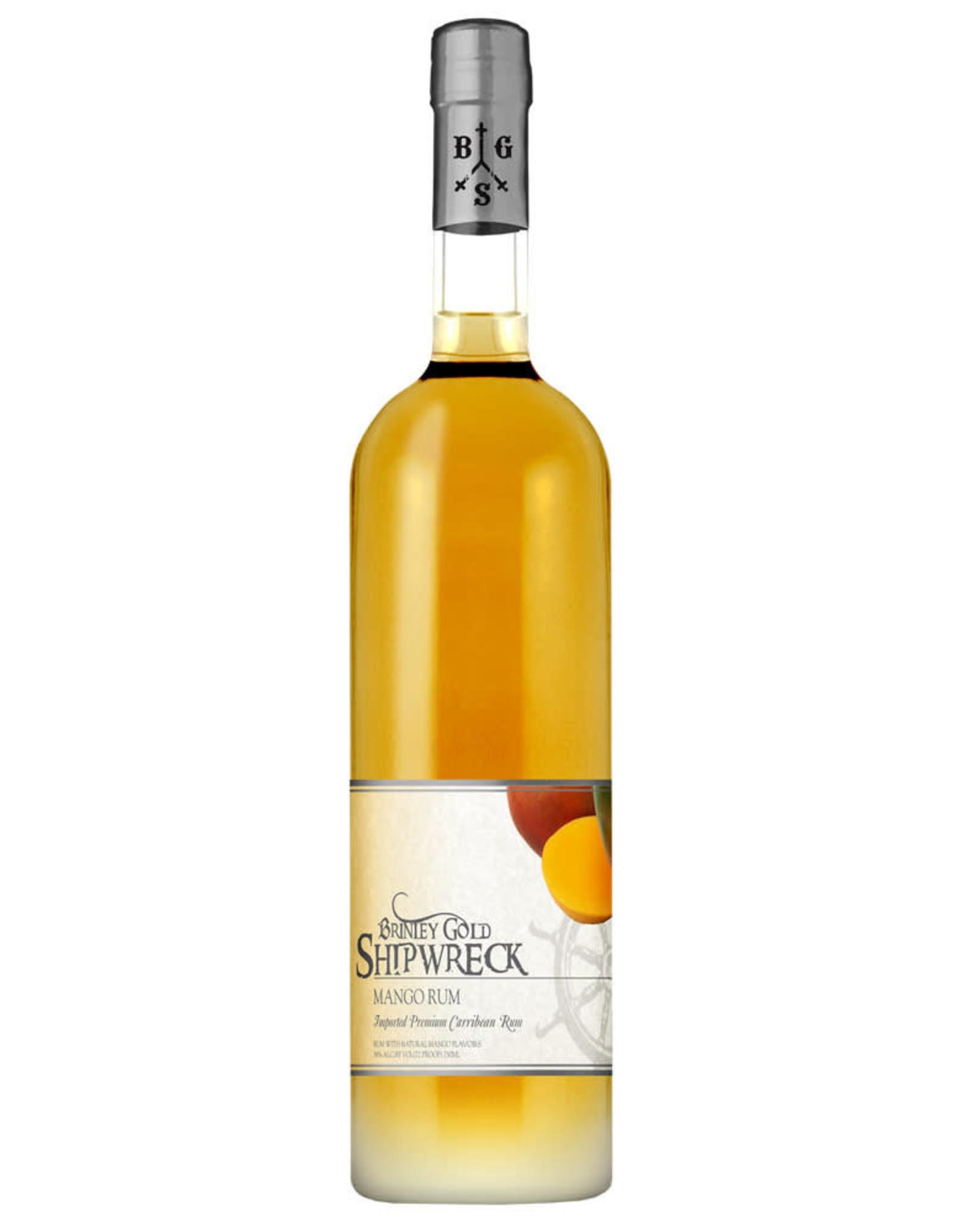 Brinley Brinley Gold Mango Rum 750ML