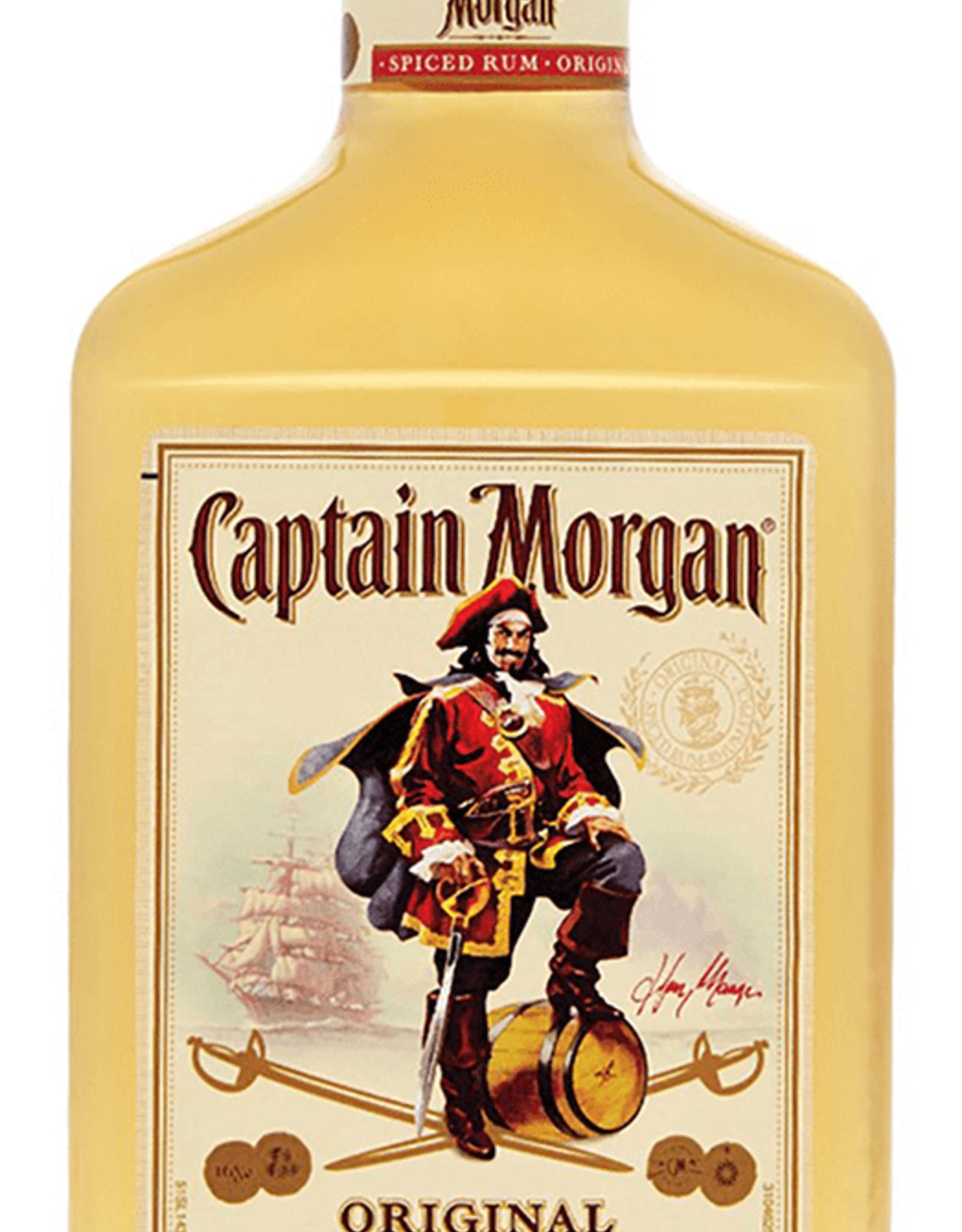 Captain Morgan Captain Morgan Spiced Rum 375ML