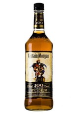 Captain Morgan Captain Morgan Spiced Rum 100 Proof 750ML