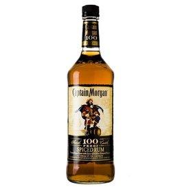 Captain Morgan Captain Morgan Spiced Rum 100 Proof 750ML