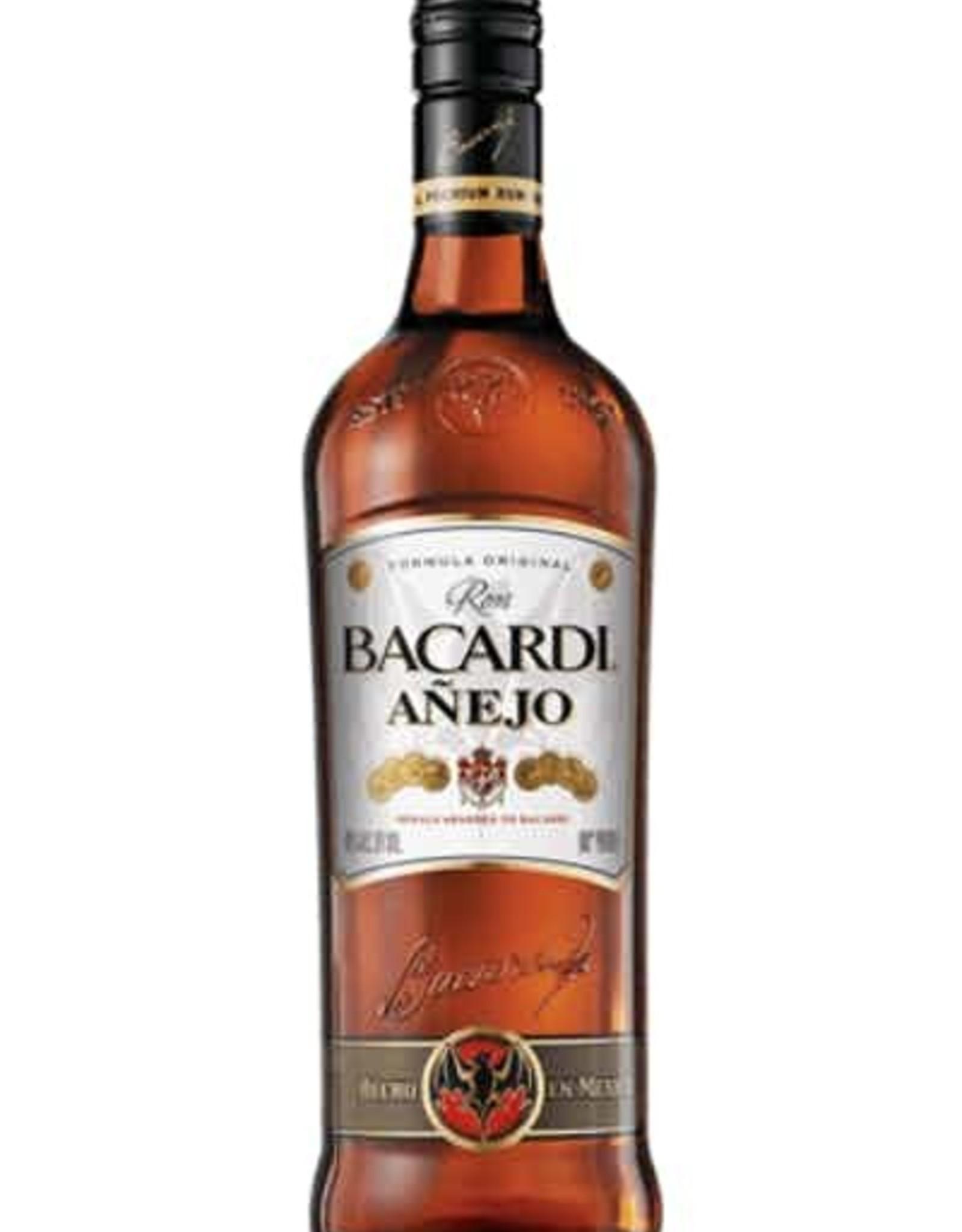 Bacardi Bacardi Rum Anejo 750ML