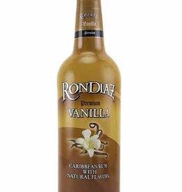 Ron Diaz Ron Diaz Vanilla Rum 750ML