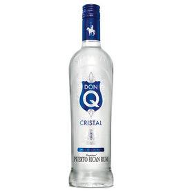 Don Q Don Q Cristal Rum 750ML