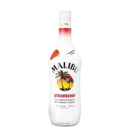 Malibu Malibu Strawberry Rum 750ML