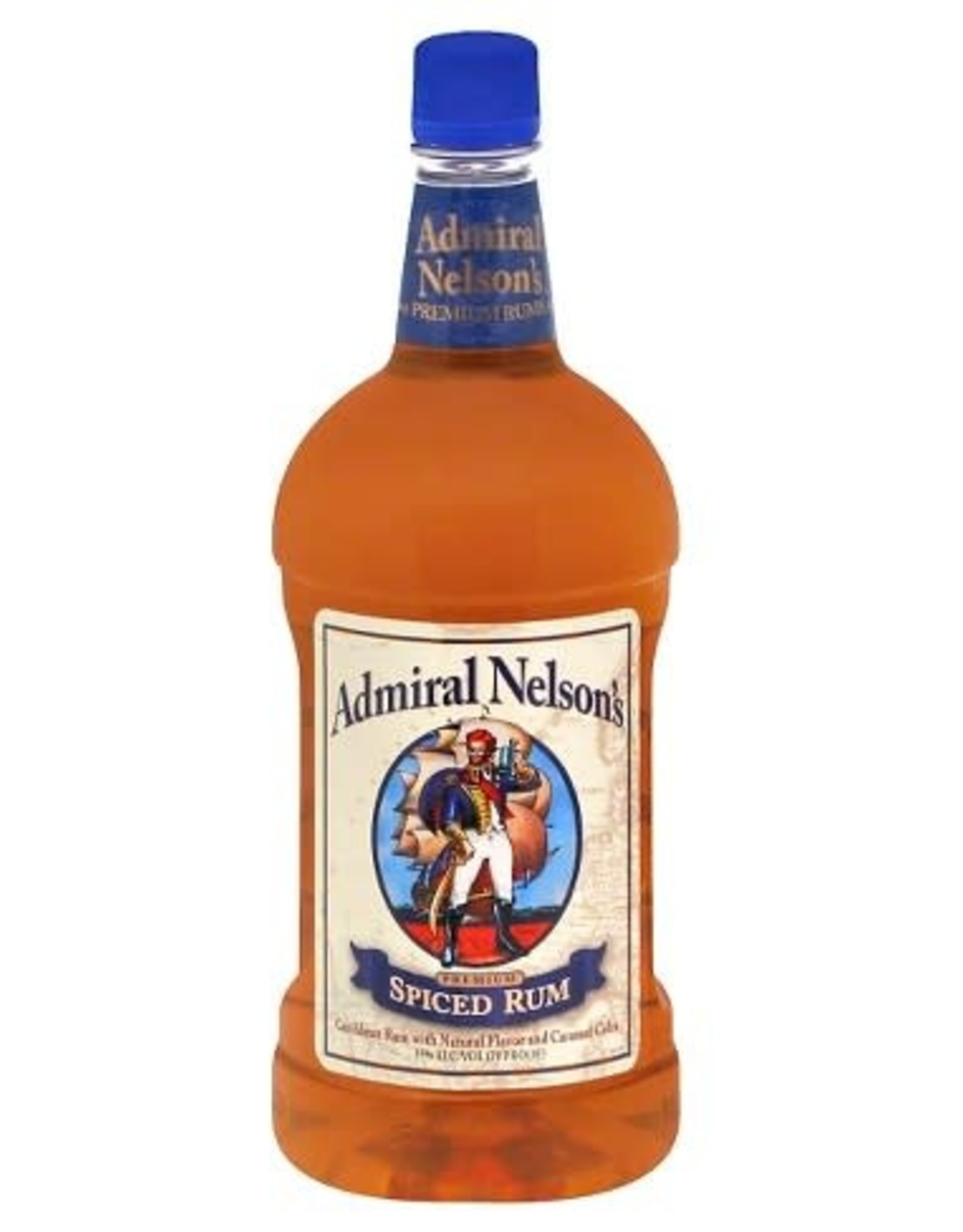 Admiral Nelson's Admiral Nelson's Spiced Rum 1.75L
