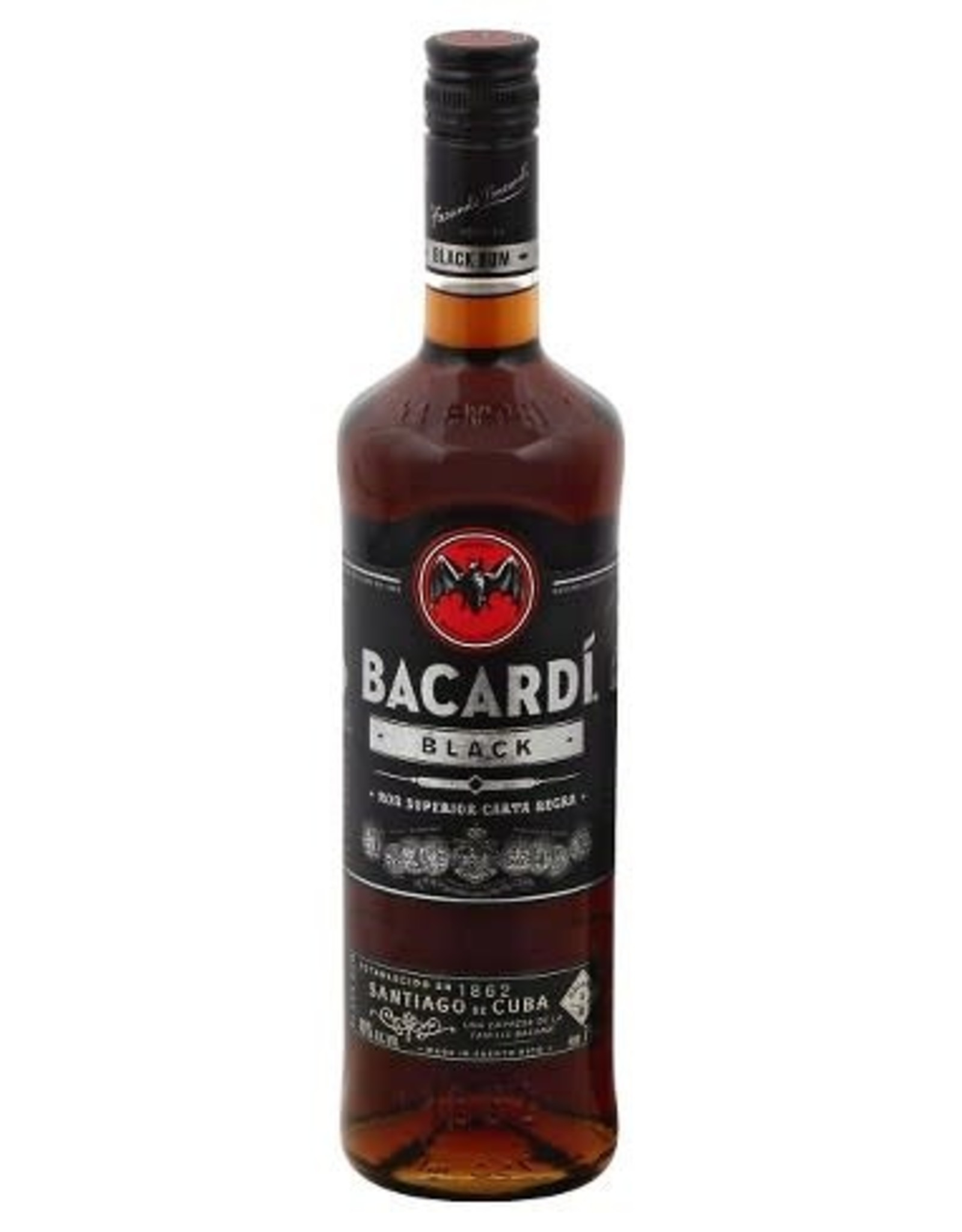 Bacardi Bacardi Rum Black Select 750ML