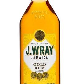 J Wray! J Wray! Appleton Rum Gold 750ML