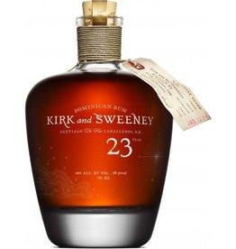 Kirk and Sweeney Kirk and Sweeney 23yr Dominican Rum 750ML