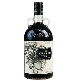 Kraken Kraken Black Spiced Rum - White Label 1.75L