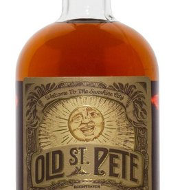 Old St. Pete Old St. Pete Rightous Rum and Spice 750ML