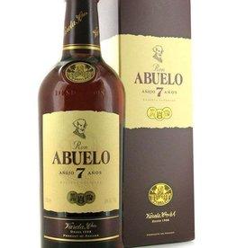 Ron Abuelo Ron Abuelo Rum 7yr 750ML