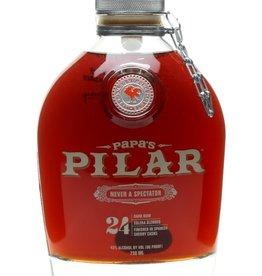 Papas Pilar Papas Pilar Dark 24 Rum 750ML