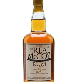 The Real McCoy The Real McCoy Rum 5yr