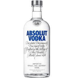 Absolut Absolut Vodka 750ML