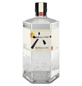 Roku Roku Japanese Gin 750ML