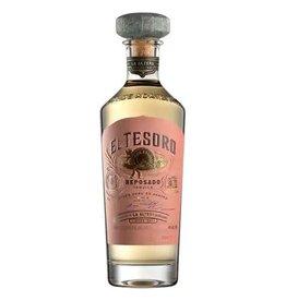 El Tesoro El Tesoro Tequila Reposado 750ML
