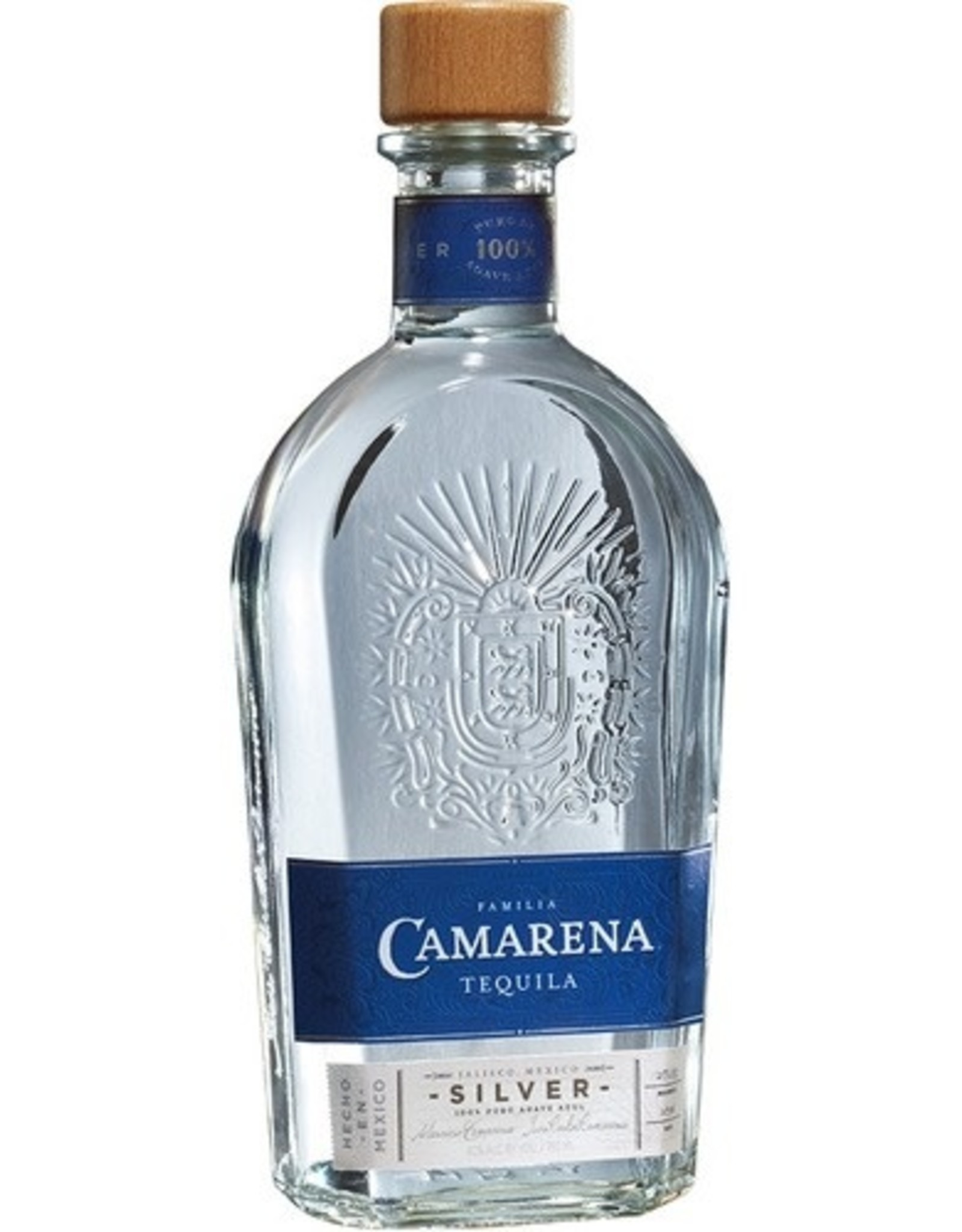 Camarena Camarena Tequila Silver 1.75L