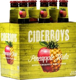 CiderBoys CiderBoys - Pineapple Hula 6pk