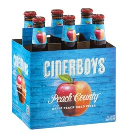 CiderBoys CiderBoys - Peach County 6pk