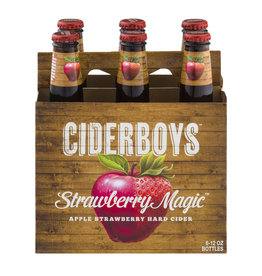 CiderBoys CiderBoys - Strawberry Magic 6pk