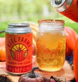 Keel Farms Keel Farms - Pumpkin Cider 6pk