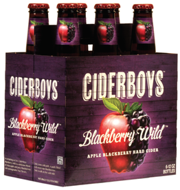 CiderBoys Ciderboys - Blackberry Wild 6pk