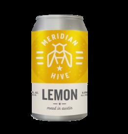 Meridian Hive Meadery Meridian Hive - Lemon Single Can