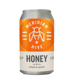 Meridian Hive Meadery Meridian Hive - Honey Single Can