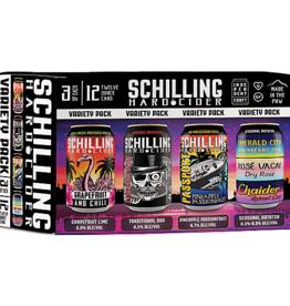 Schilling Cider Schilling Hard Cider Variety Pack
