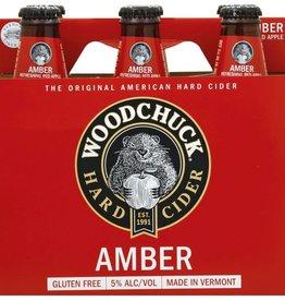 Wood Chuck Amber Cider 6pk