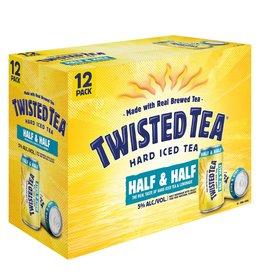 Twisted Tea Twisted Tea - Half and Half 12pk