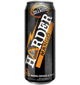 Mike's Hard Mike's Harder Mango 24oz Can