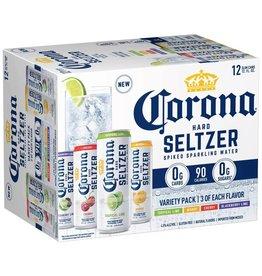 Corona Corona Seltzer Variety 12pk
