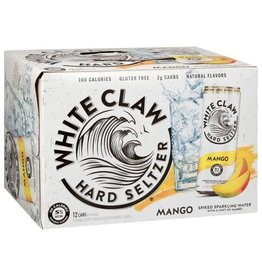 White Claw White Claw Mango 12pk
