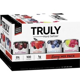 Truly Truly Berry Mix 12pk
