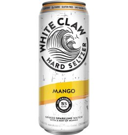 White Claw White Claw Mango Single 16oz Can