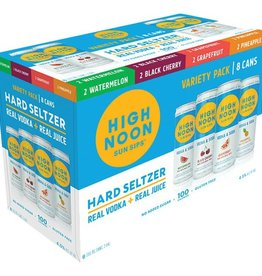 High Noon High Noon Variety Pack 8pk
