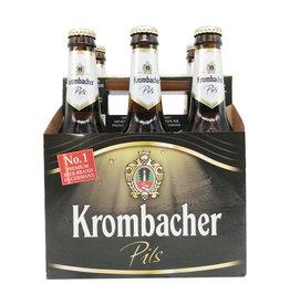 Krombacher Krombacher Pilsner 6pk Cans