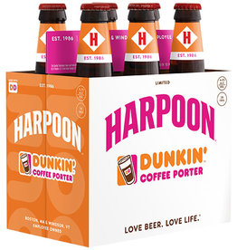 Harpoon Brewery Harpoon Dunkin' Dozen