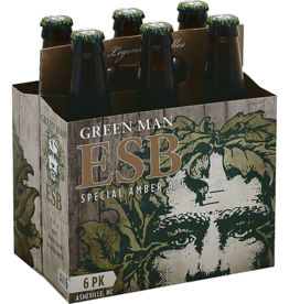 Green Man Brewery Green Man - ESB 6pk