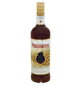 El Presidente Presidente Brandy 750ML