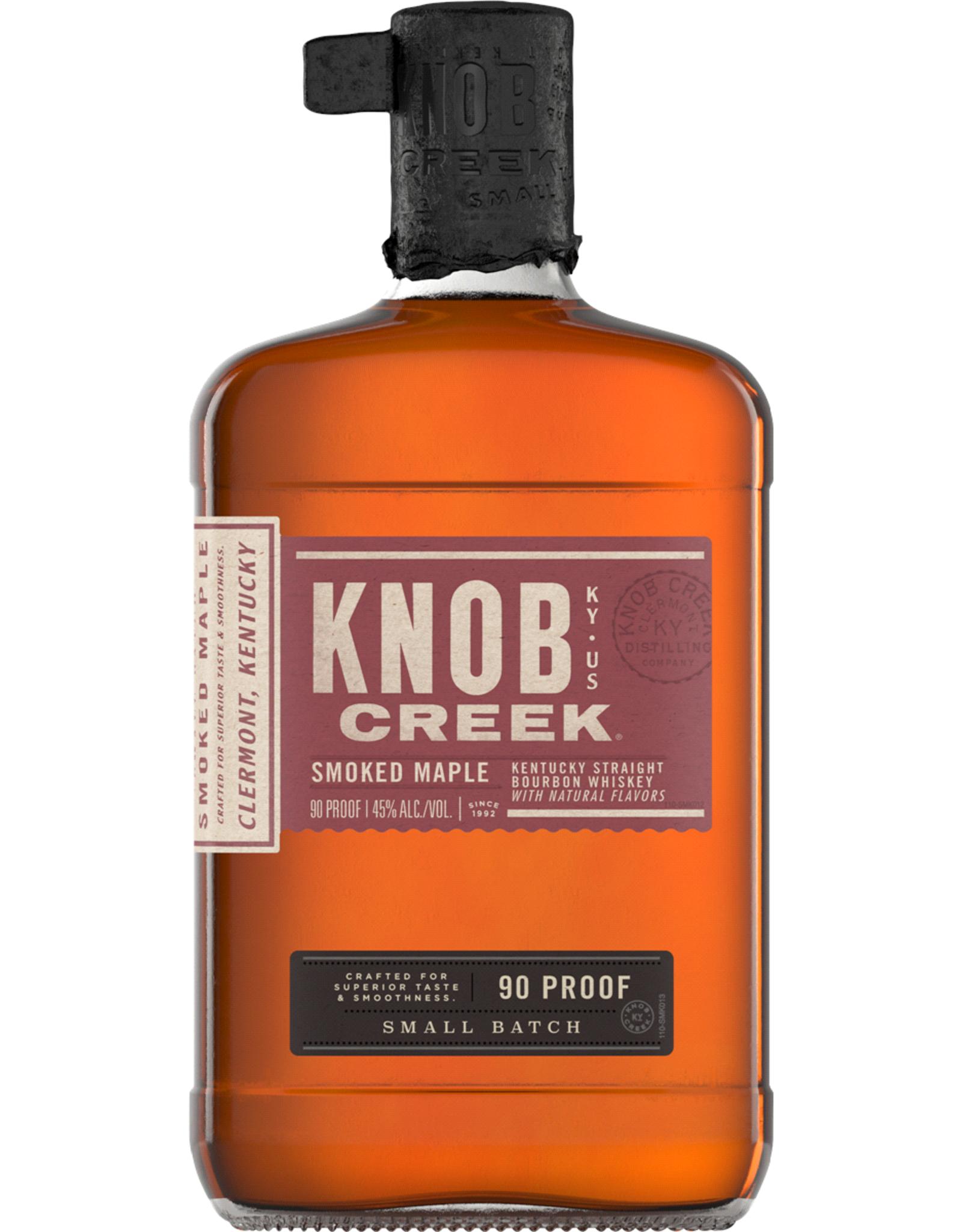 Knob Creek Knob Creek Smoked Maple 750ML
