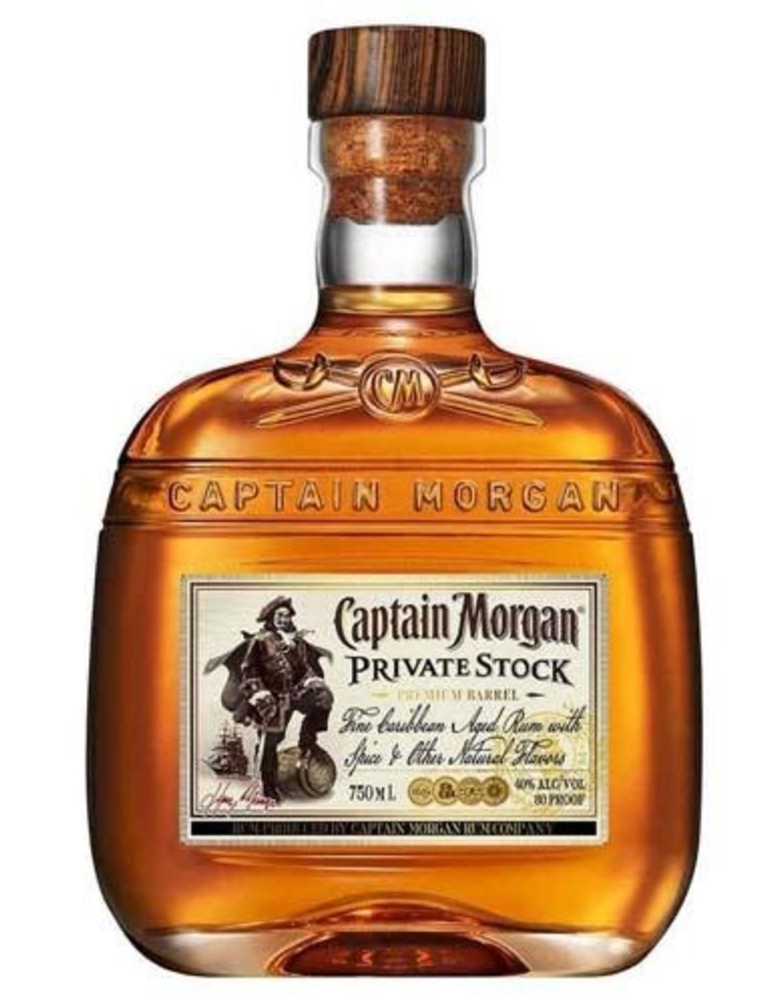 Captain Morgan Captain Morgan Private Stock 750ML